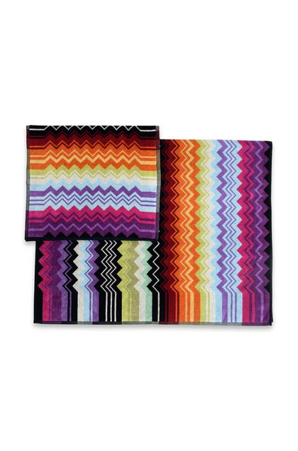 MISSONI HOME GIACOMO 2-PIECE SET Orange E - Front