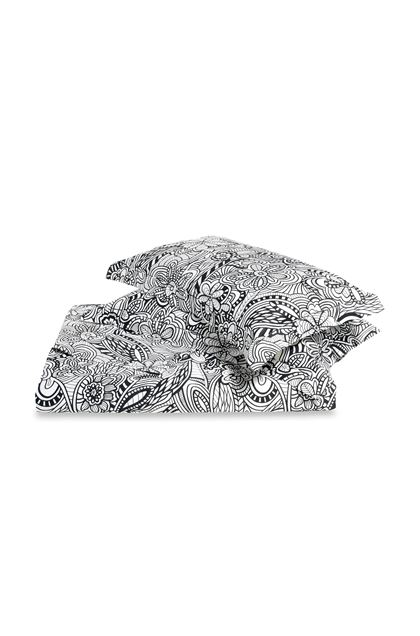 MISSONI HOME OZZY DUVET COVER SET Black E - Back