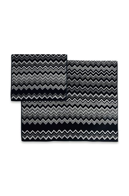 MISSONI HOME KEITH SET 2 PEZZI Nero E - Fronte
