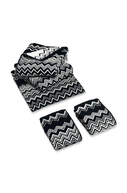MISSONI HOME KEITH 5-PIECE SET Black E - Back