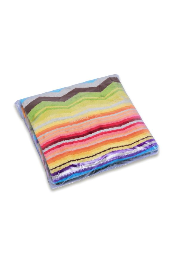 MISSONI HOME HUGO BEACH TOWEL E, Side view