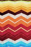 MISSONI HOME HUGO BEACH TOWEL E, Product view without model