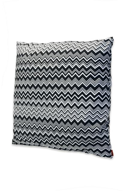 MISSONI HOME OZ CUSHION Black E - Back