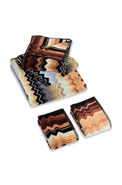 MISSONI HOME GIACOMO 5-PIECE SET Khaki E - Back