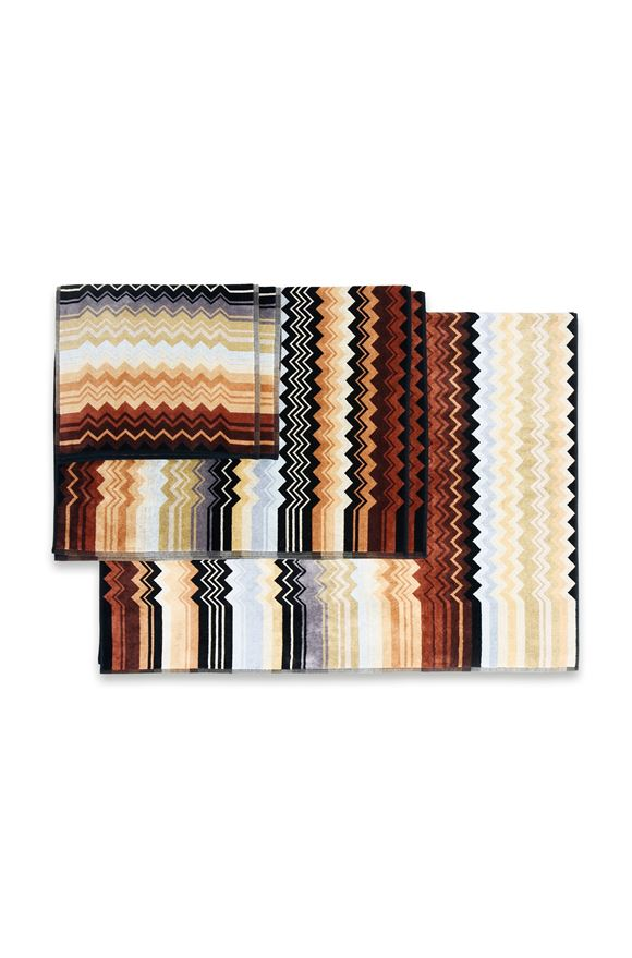 MISSONI HOME GIACOMO 5-PIECE SET E, Rear view