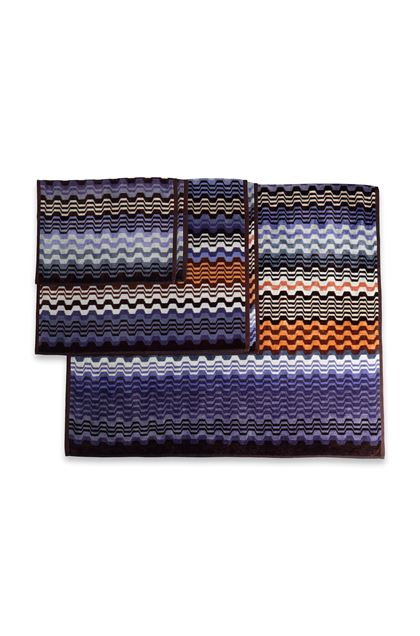 MISSONI HOME LARA 5-PIECE SET Blue E - Front