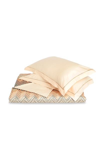 MISSONI HOME JANET DUVET COVER SET Ivory E - Back