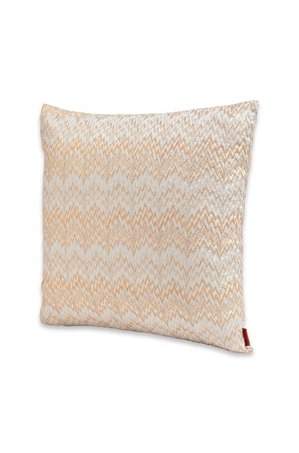 MISSONI HOME PARIS CUSHION Beige E - Back