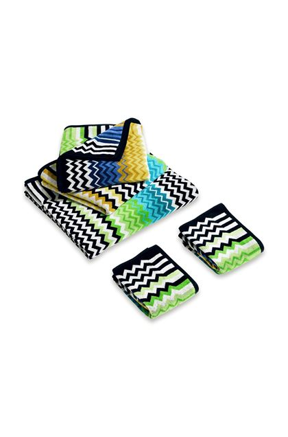 MISSONI HOME STAN FULL 5 PEZZI Turchese E - Retro