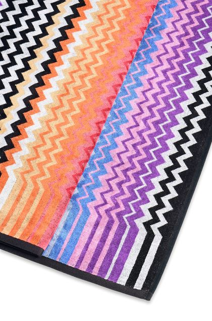 MISSONI HOME STAN TOWEL Orange E - Front