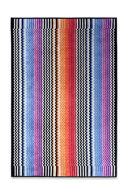 MISSONI HOME STAN TOWEL Orange E - Back