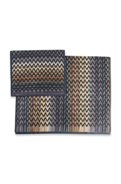 MISSONI HOME STEPHEN НАБОР, 2 ШТ. Синий E - Передняя сторона