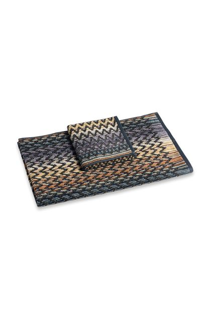 MISSONI HOME STEPHEN SET 2 PEZZI Blu E - Retro