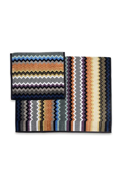 MISSONI HOME SETH 2-PIECE SET Black E - Front