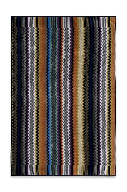 MISSONI HOME SETH TOWEL Black E - Back