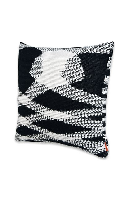 MISSONI HOME SIGMUND CUSHION Black E - Back