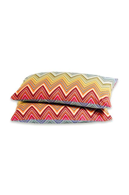 MISSONI HOME King Size Pillowcase E TREVOR PILLOWCASES 2-PIECE SET m