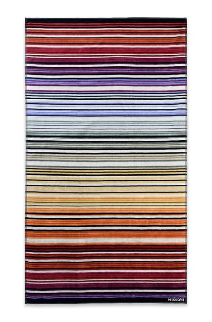 MISSONI HOME TABATA BEACH TOWEL Orange E - Back