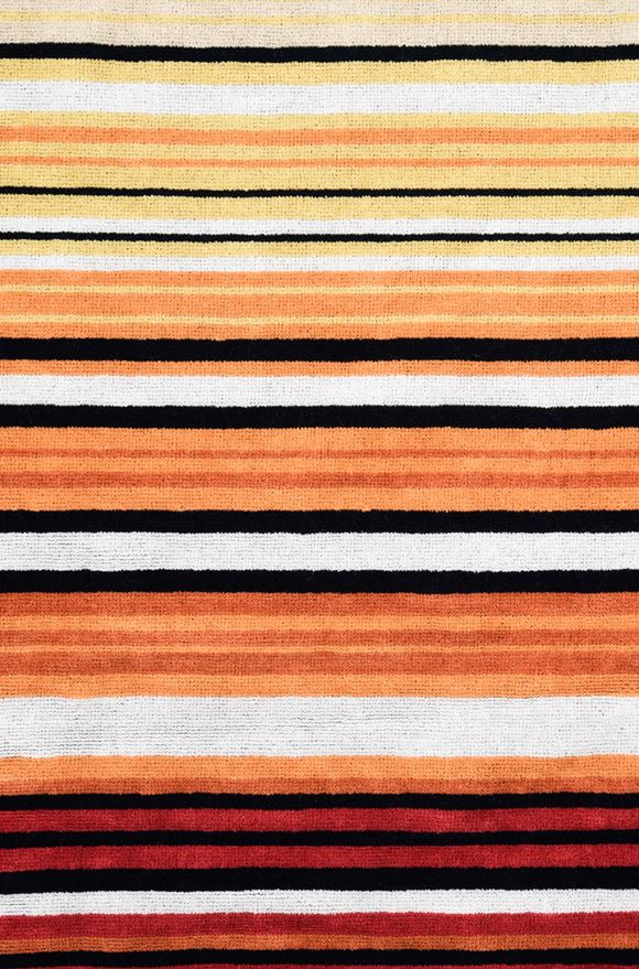 MISSONI HOME TABATA BEACH TOWEL E, Product view without model