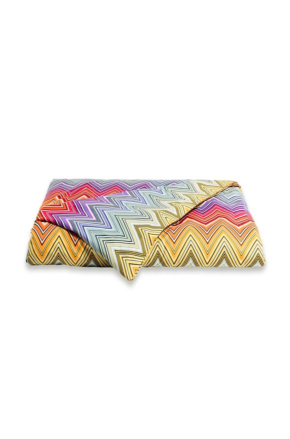 MISSONI HOME TREVOR DUVET COVER  E, Frontal view