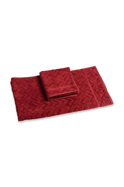 MISSONI HOME REX 2-PIECE SET Brick red E - Back