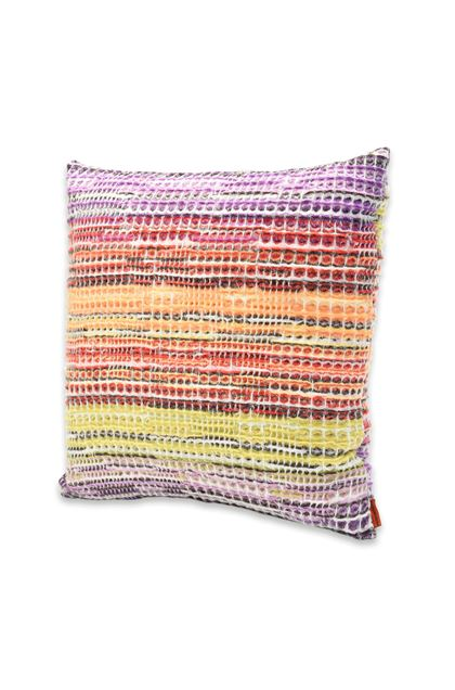 MISSONI HOME TANCREDI CUSHION Lilac E - Back