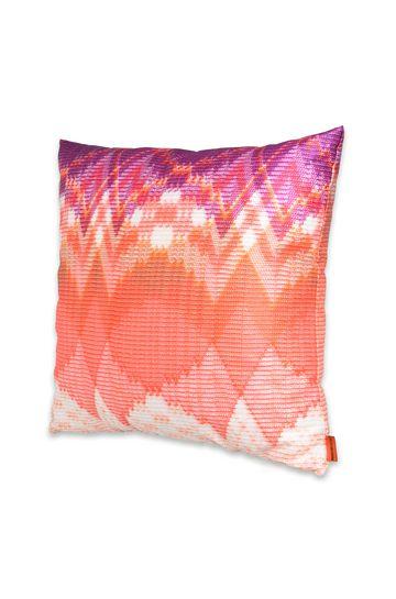 MISSONI HOME 16x16 in. Decorative cushion E TARIN CUSHION m
