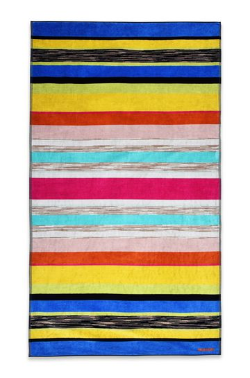 MISSONI HOME Beach towel E TWAIN BEACH TOWEL m
