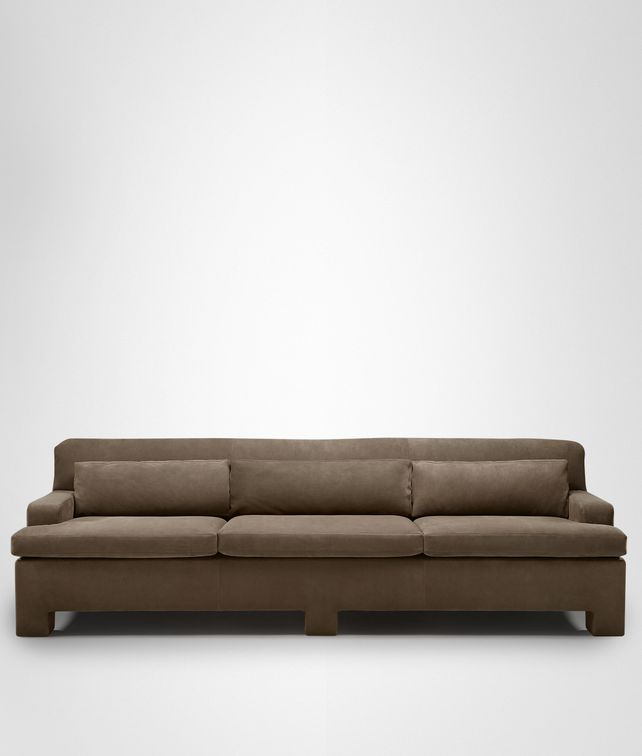 BOTTEGA VENETA RUDI 3 SEATER COUCH Furniture E fp