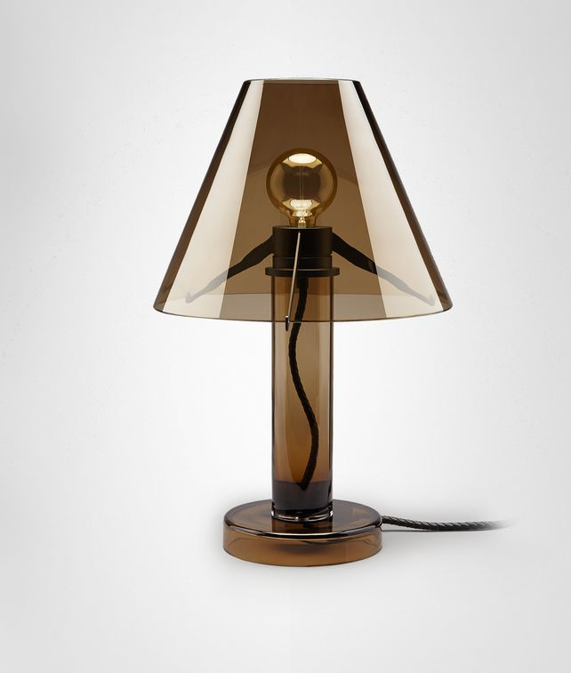 BOTTEGA VENETA CIGAR MURANO LAMP Furniture E fp