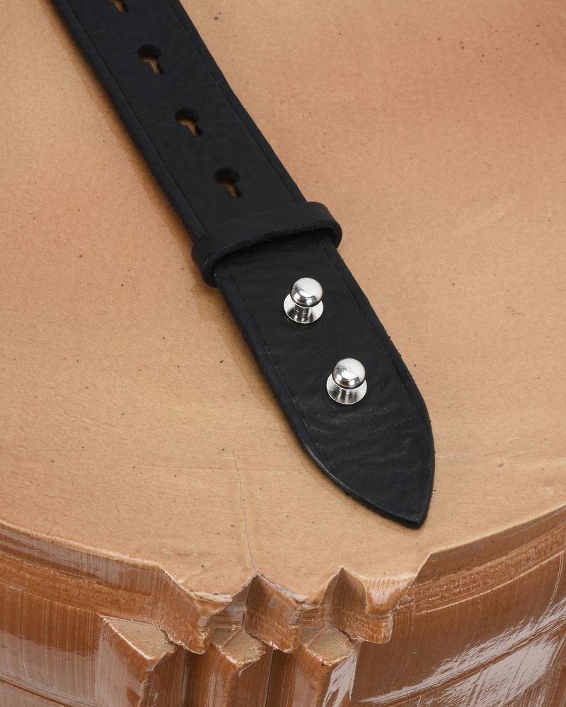 Marcia Cintura in pelle liscia traforata  ISABEL MARANT