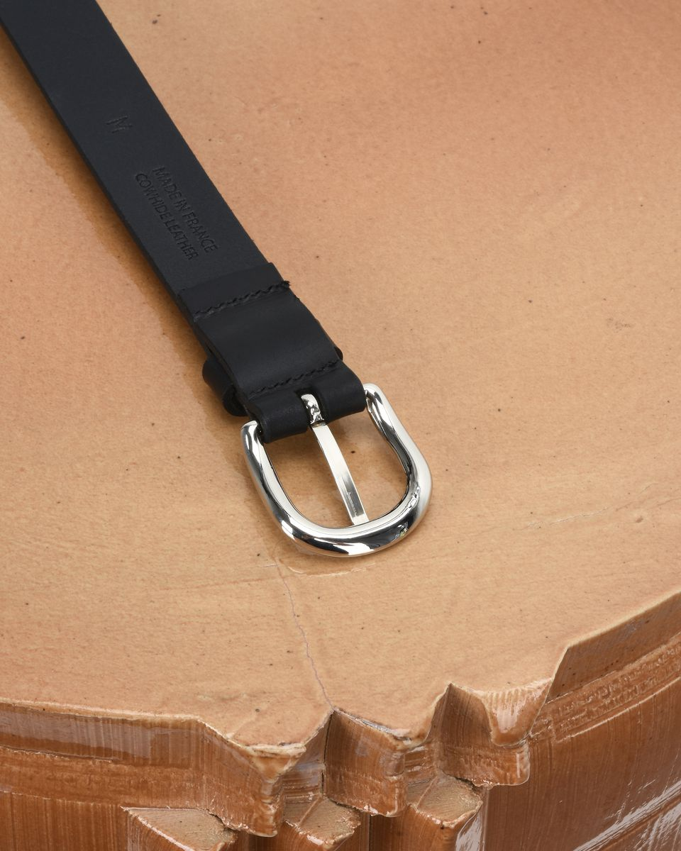 Isabel Marant - Zap Smooth leather belt - 4