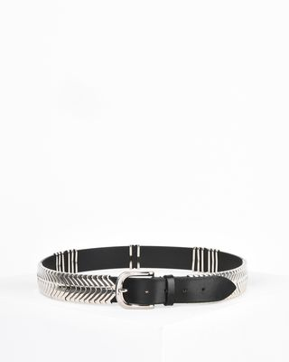 Tehora Smooth leather belt