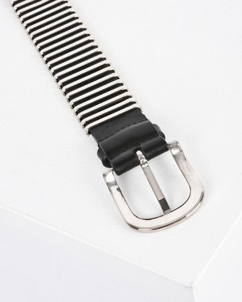 Tehora Smooth leather belt  ISABEL MARANT