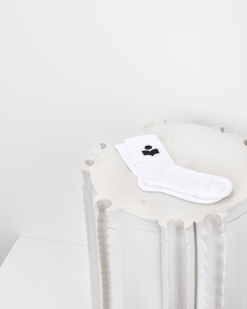 VISBY logo socks ISABEL MARANT