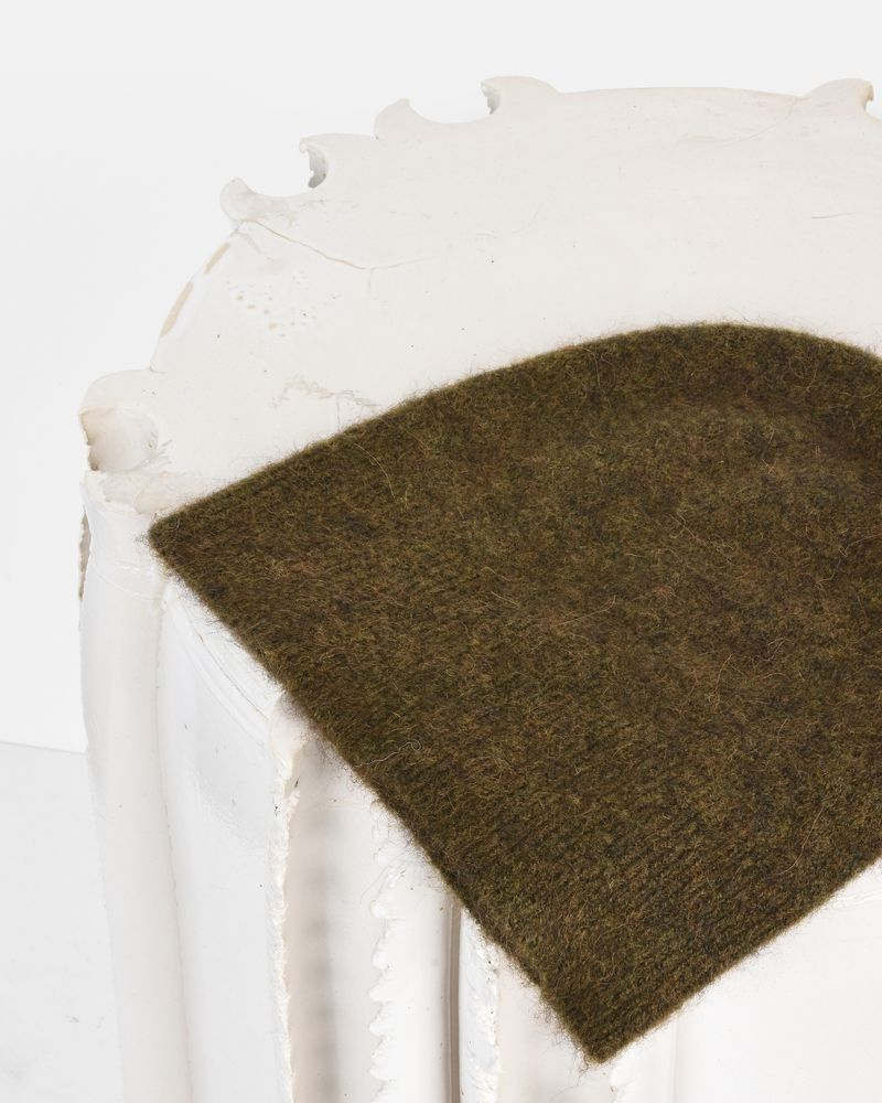 Crofton Alpaca and wool-blend beanie ISABEL MARANT