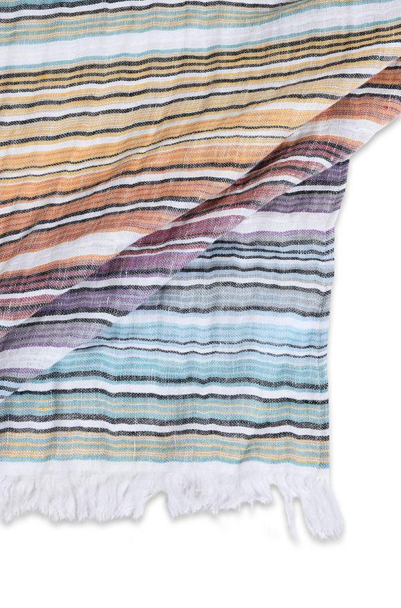 MISSONI HOME TARQUINIO BEACH TOWEL  E, Rear view