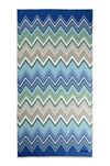MISSONI HOME TELEMACO BEACH TOWEL E, Frontal view