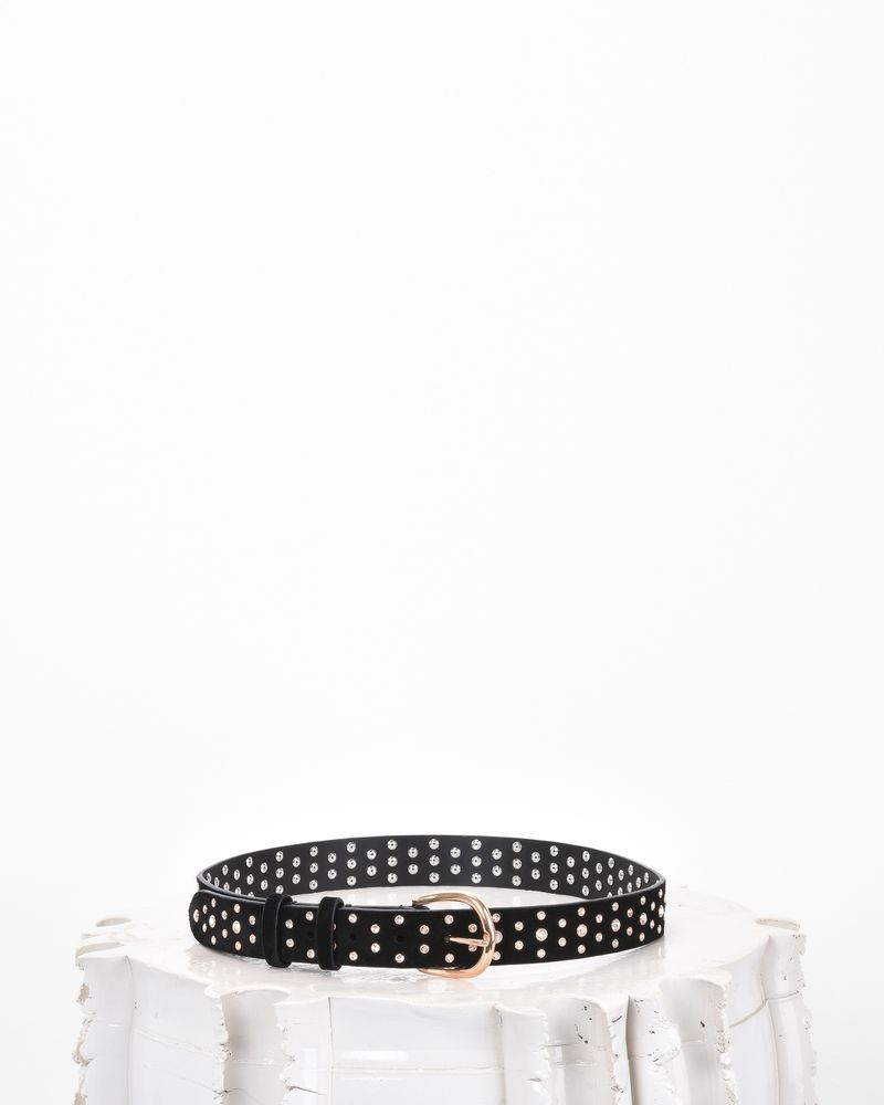 KIMMY crystal stud belt ISABEL MARANT