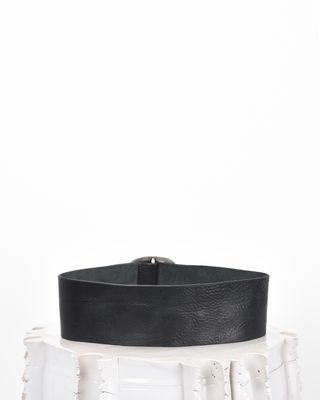 ISABEL MARANT BELT Woman TIKKY wide belt in vegetable leather r