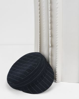 EVIE striped cap