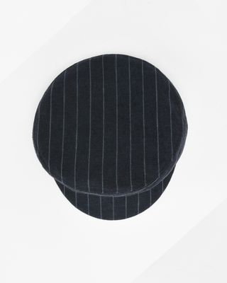 ISABEL MARANT HAT Woman EVIE striped cap r