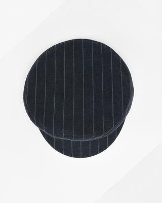ISABEL MARANT HAT Woman EVIE striped cap r