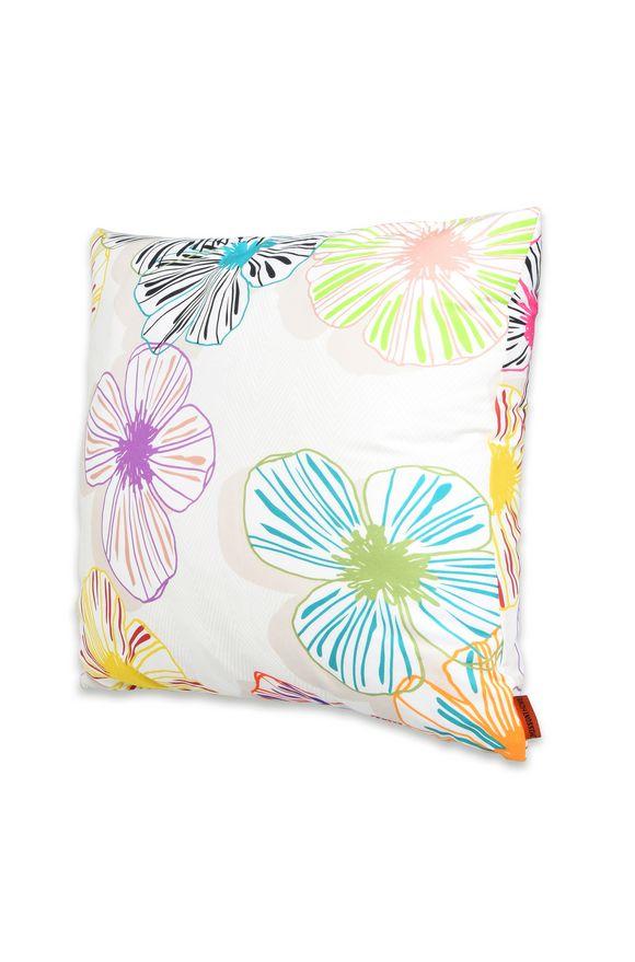 MISSONI HOME 16x16 in. Decorative cushion E TILDA CUSHION m