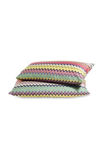 MISSONI HOME King Size Pillowcase E TIMOTHY PILLOWCASES 2-PIECE SET m