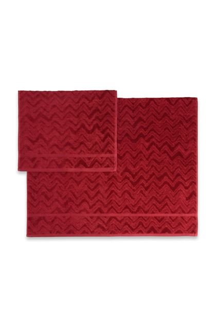 MISSONI HOME REX 2-PIECE SET Red E - Front