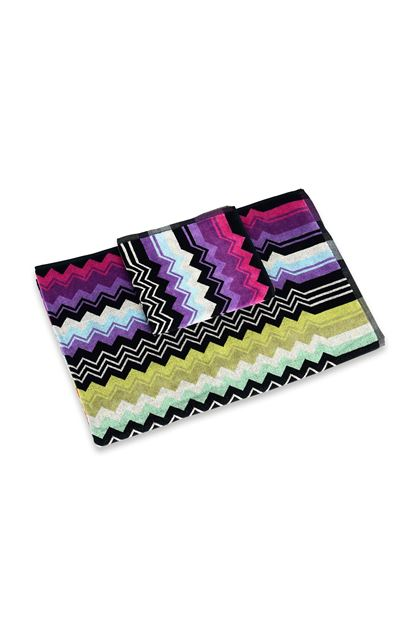 MISSONI HOME GIACOMO 2-PIECE SET Black E - Back