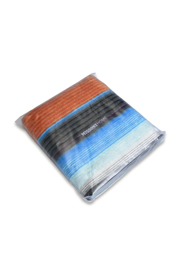 MISSONI HOME VIVIETTE BEACH TOWEL E, Side view