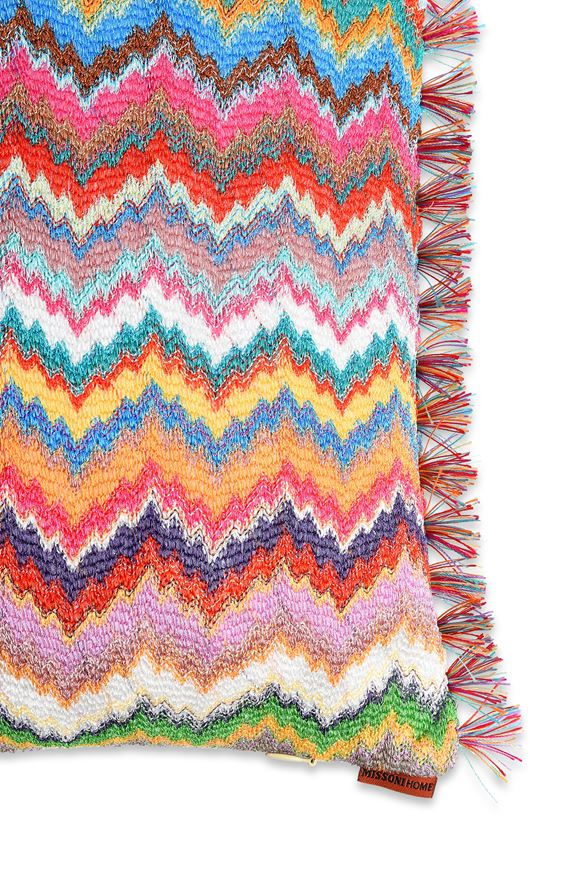 MISSONI HOME VIRNA CUSHION E, Rear view