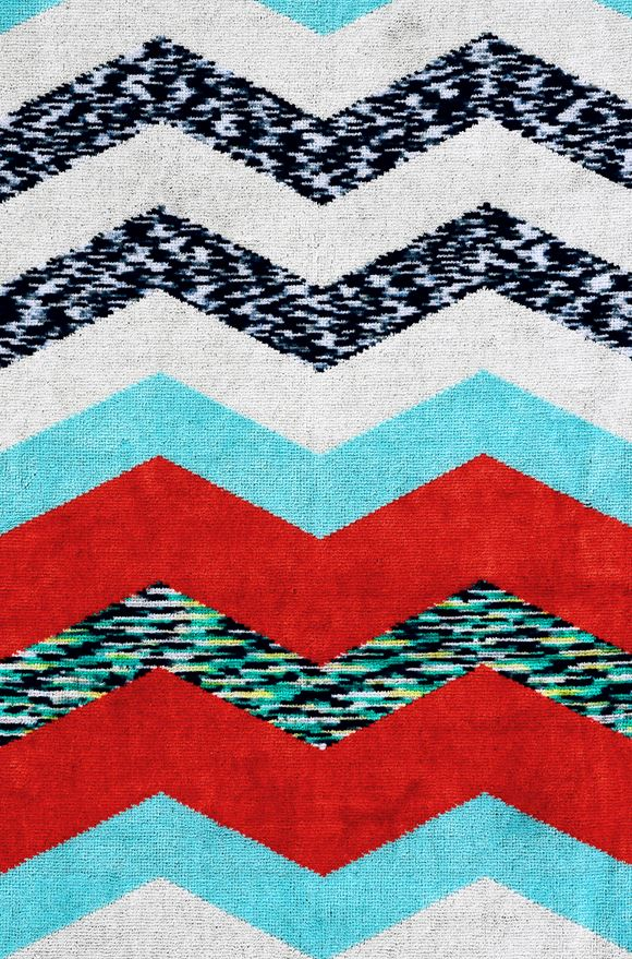 MISSONI HOME VICTOR BEACH TOWEL E, Product view without model